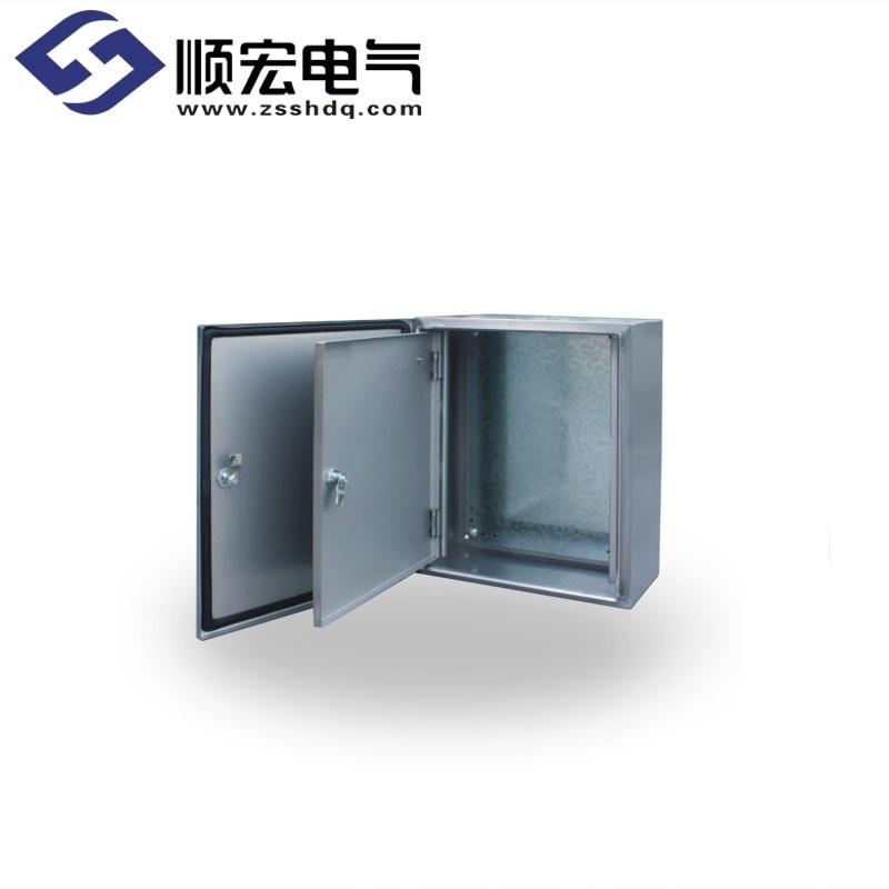 不锈钢带玻璃门机箱