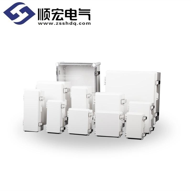 MG系列 塑料盒(塑料扣+铰链型)
